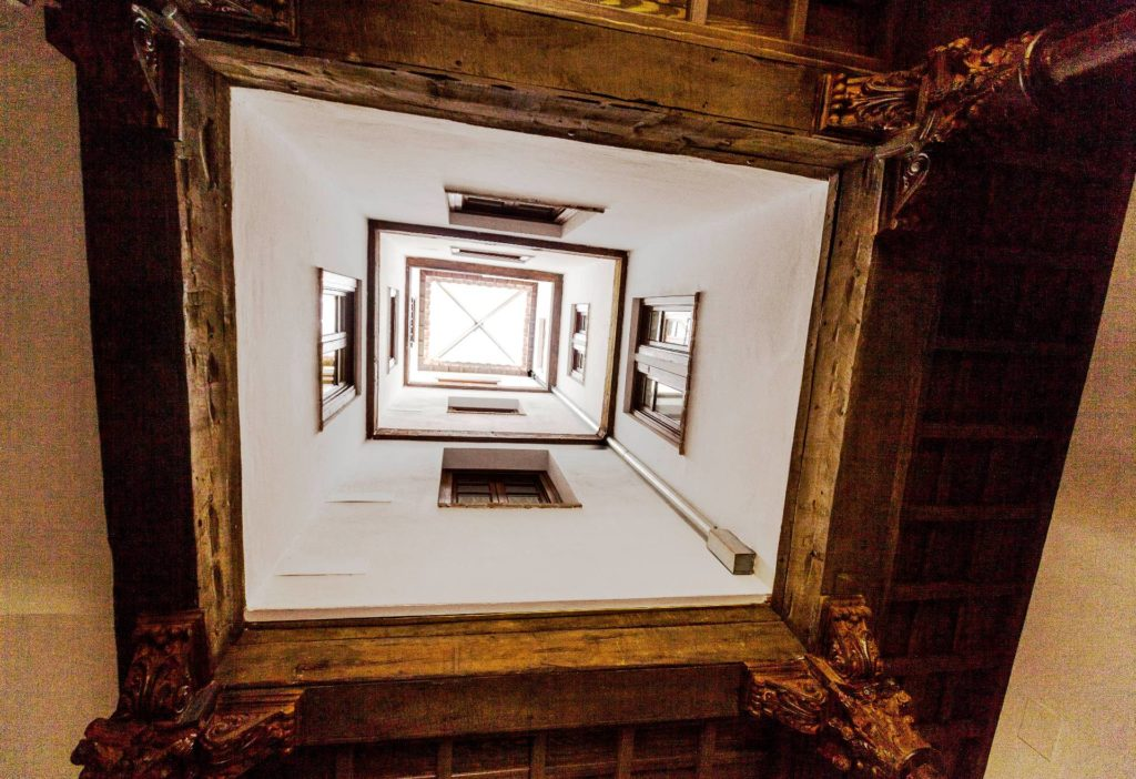 Rehabilitación Casa Natal Enrique Morente en Granada