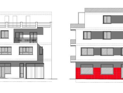 Rehabilitación de Edificio de Viviendas y Oficinas en Atarfe (Granada)