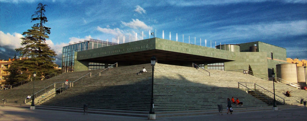 Palacio-Congresos-Granada-1985-1986