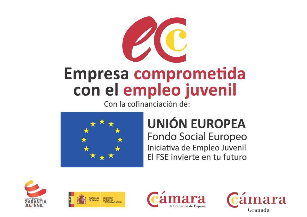 Cartel Empresa Comprometida Con El Empleo Juvenil (1) (1)